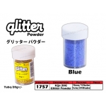 1757 KIJO Blue Glitter Powder 20g+/-