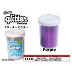 1758 KIJO Purple Glitter Powder 100g+/-