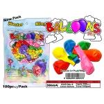 Balloons & Glitter Powder