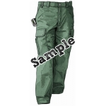 WP-6080 KIJO Worker Uniform Pants Green Color