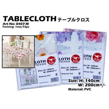 8407-M Kijo PVC Tablecloth