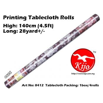 8412-2018-468C Tablecloth