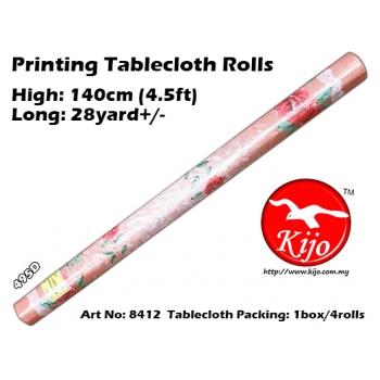 8412-2018-495D Tablecloth