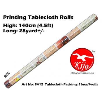 8412-2018-549 Tablecloth