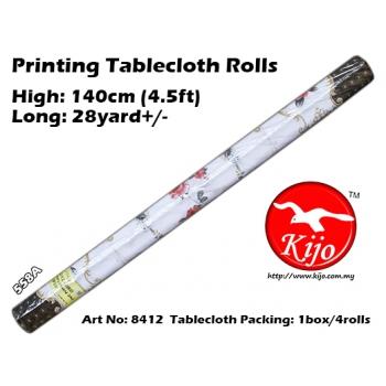 8412-2018-558A Tablecloth