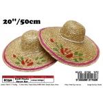 8750 Kijo 20'' Straw Hat