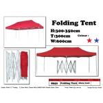 8950 Folding Tent
