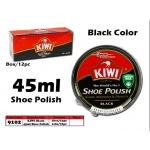 9102 Kiwi 45ml Shoe Polish - Black