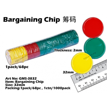GMS-3832 Bargaining Chip