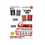 KIJO 101 Jaws Playing Card