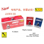 KIJO 3825 JAWS Playing Card