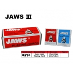 KIJO 8570 Jaws Playing Card