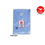 WG-2090 Kijo Light Blue BL Button Worker Jacket