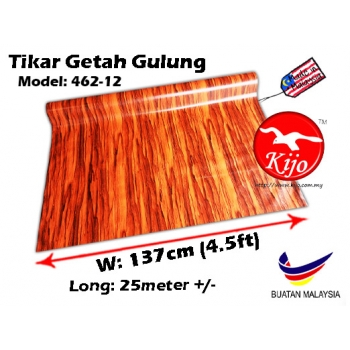 Tikar Getah Gulung / PVC Carpet Roll / Alas Meja Khemah Plastik 1620 462-12