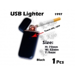 1997 USB Lighter - Black