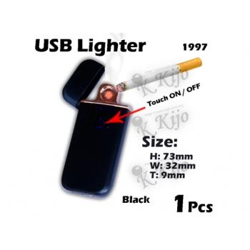 1997 USB Lighter - Black