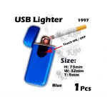 1997 USB Lighter - Blue