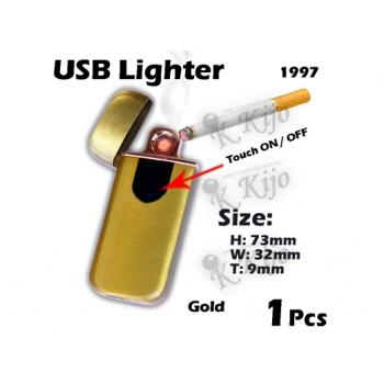1997 USB Lighter - Gold