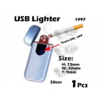 1997 USB Lighter - Silver