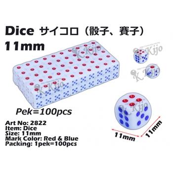 2822 Dice - 11mm