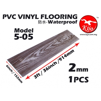 1592 PVC Vinyl Flooring - 5-05