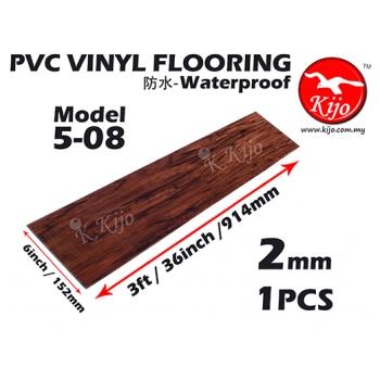 1592 PVC Vinyl Flooring - 5-08