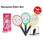 Mosquito Killer Bat Racket Nyamuk Rechargeable 9581