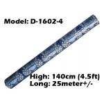 Tikar Getah Gulung / PVC Carpet Roll / Alas Meja Khemah Plastik 1620-D-1602-4