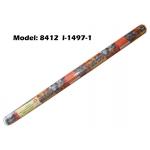 Alas Meja / PVC Plastic Table Cloth / Kain Plastik 8412-I-1497-1