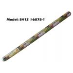 Alas Meja / PVC Plastic Table Cloth / Kain Plastik 8412-I-6078-1