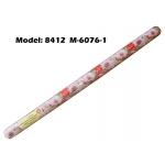 Alas Meja / PVC Plastic Table Cloth / Kain Plastik 8412-M-6076-1