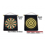 1222 KIJO Magnetic Dart Game Set