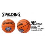 Spalding Basketball Supplier