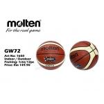 1650 Molten GW72 Basketball