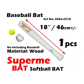 Superme 18'' Softball Bat Baseball Bat