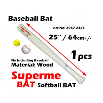 Superme 25'' Softball Bat Baseball Bat
