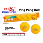 6287 Double Fish Ping Pong Ball