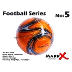 9388 MARK X Football No5 Orange