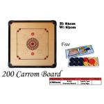 GMS-200 KIJO Carrom Board