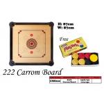 GMS-222 KIJO Carrom Board
