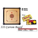 GMS-333 KIJO Carrom Board