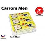 GMS-9066 Classic Carrom Men