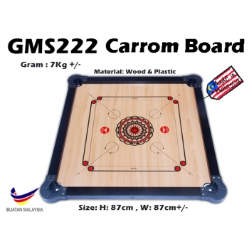 222 KIJO Carrom Board