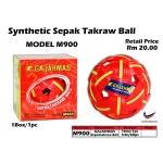 M-900 Gajahmas Synthetic Sepak takraw Ball