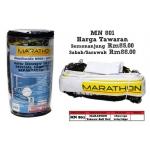 MN-801 Marathon Takraw Ball Net
