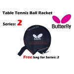 Butterfly TBC-201 Table Tennis Ball Racket