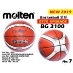 1649 BG 3100 Molten Basketball