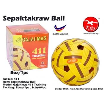 411 Gajahmas Sepaktakraw Ball