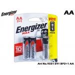 9331 Energizer Max E91 BP2+1 AA