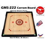 GMS-222 Carrom Board